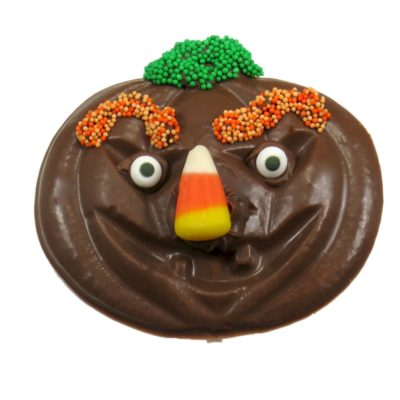 Goofy Pumpkin Pop, Milk Chocolate