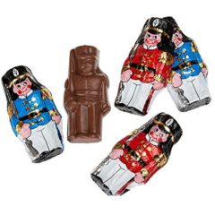 Foiled Toy Soldiers, Milk Chocolate