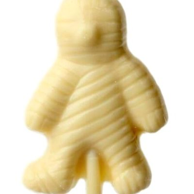 Mummy Pop, White Chocolate