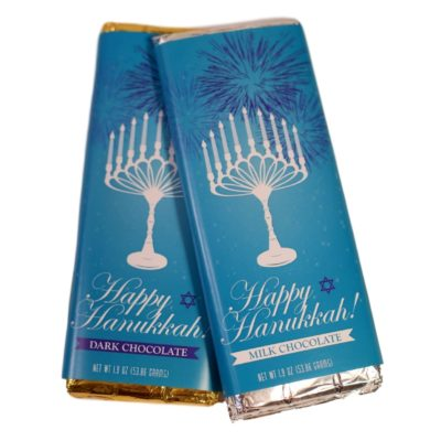 Happy Hanukkah Bar, Wrapped