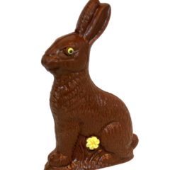Classic Sitting Rabbit, Small, Solid