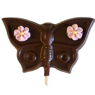 Butterfly Pop, Milk Chocolate