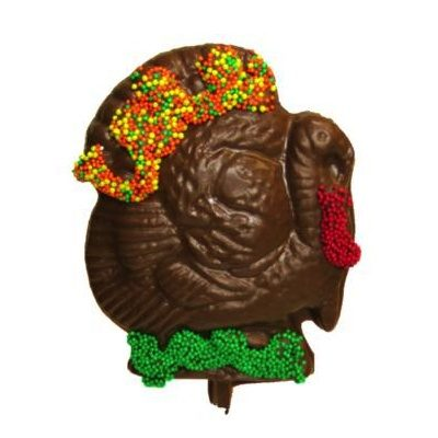 Tom Turkey Pop, Milk Chocolate