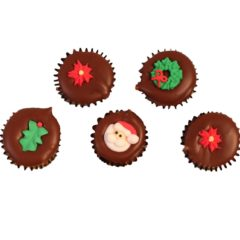 Christmas Peanut Butter Cups