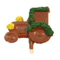 Tractor Pop, Milk Chocolate