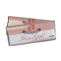 It's a Girl Bar, Wrapped