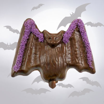 Vampire Bat Pop, Milk Chocolate