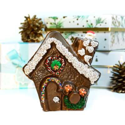 Gingerbread House, Milk Chocolate