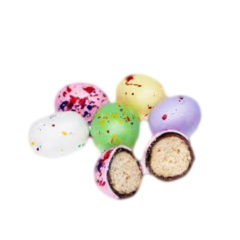 Speckled Malted Eggs