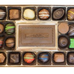 Assorted Chocolates with Welcome Bar